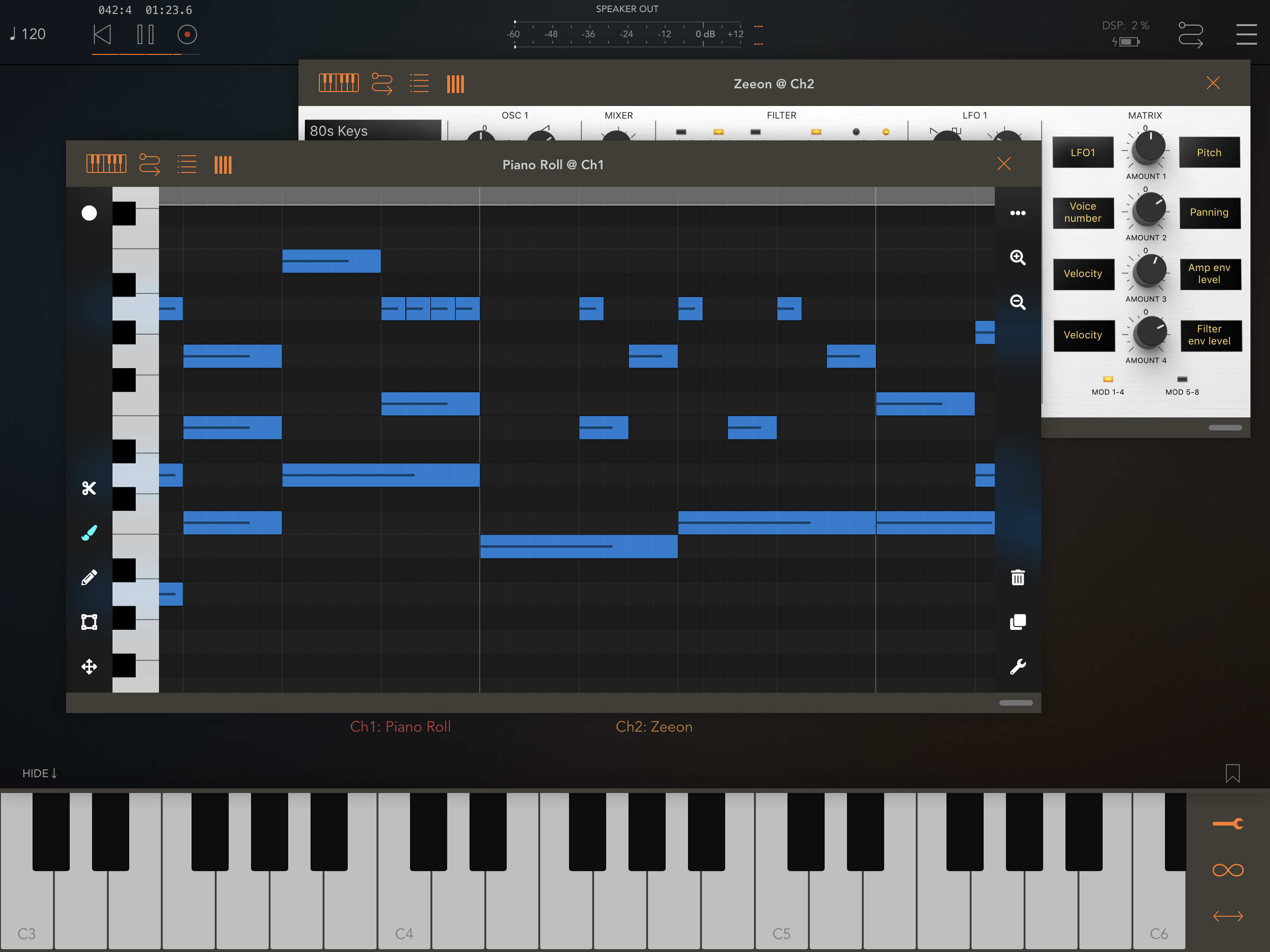 fl studio 12 piano roll scale