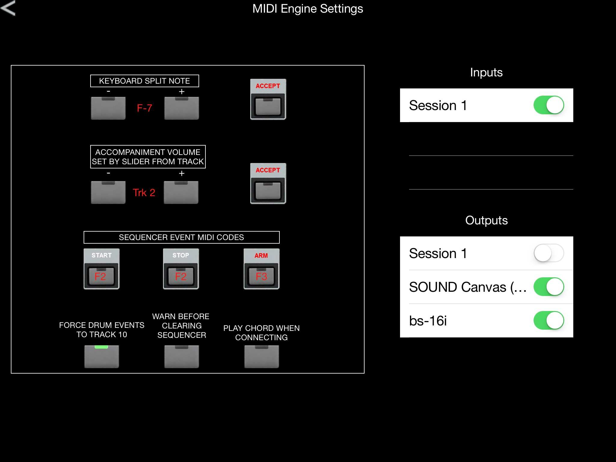 MidiBAND 3 0 is out! Pro Music Arranger App for IOS    - Page 5