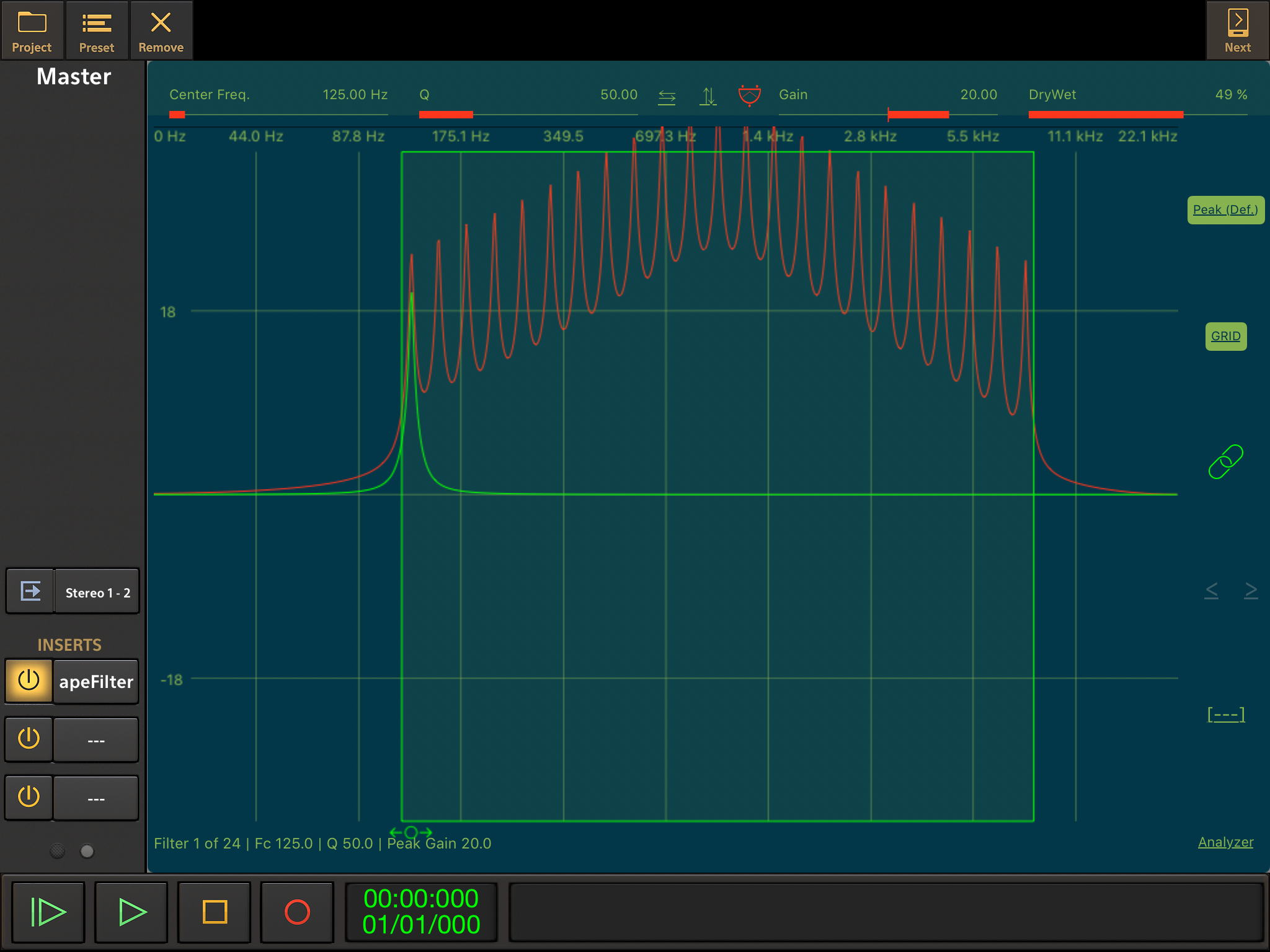audio evolution mobile studio pro apk free