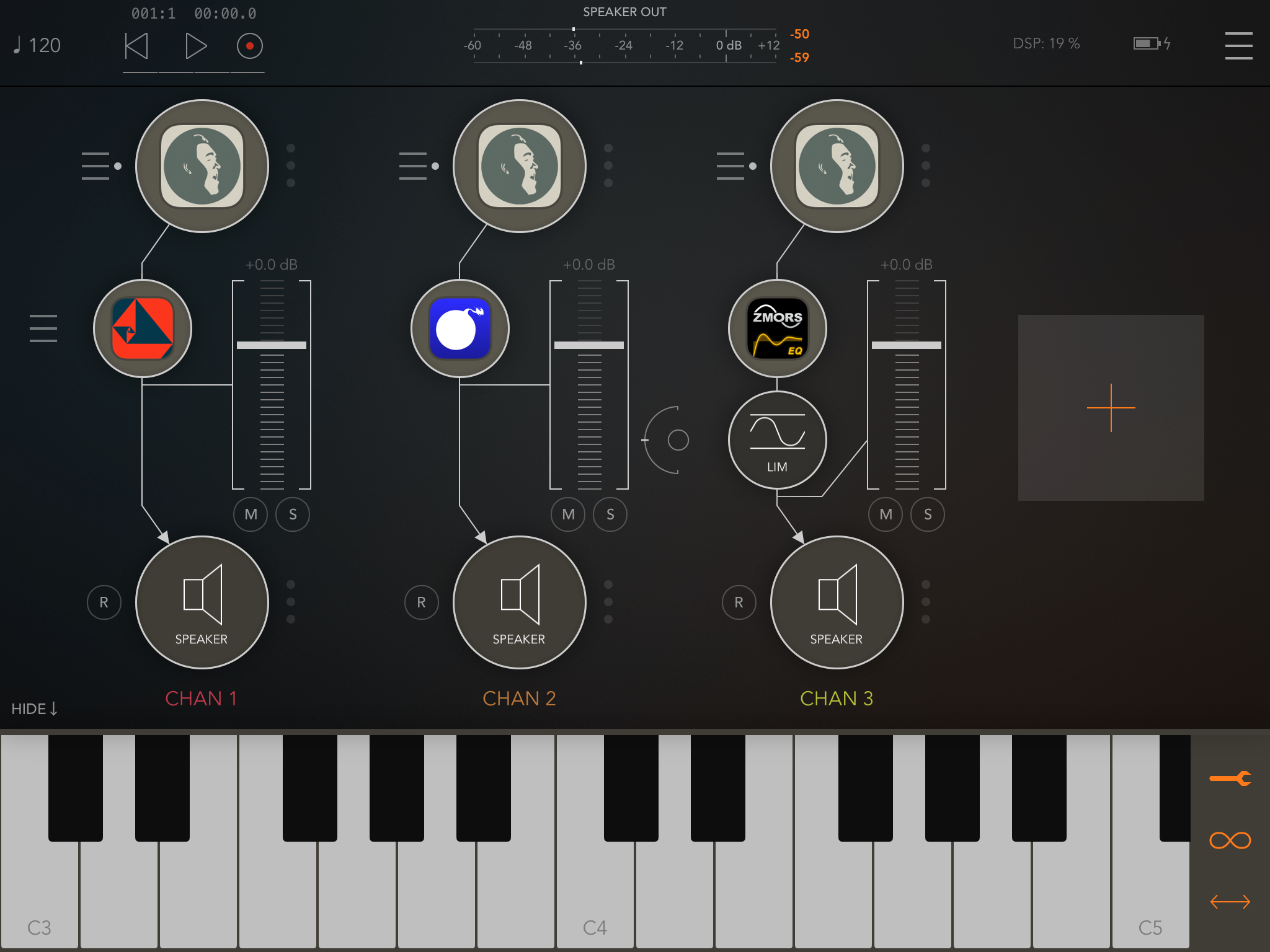 Jussi Vocal Synth is live (US West Coast) - Page 2 — Audiobus Forum