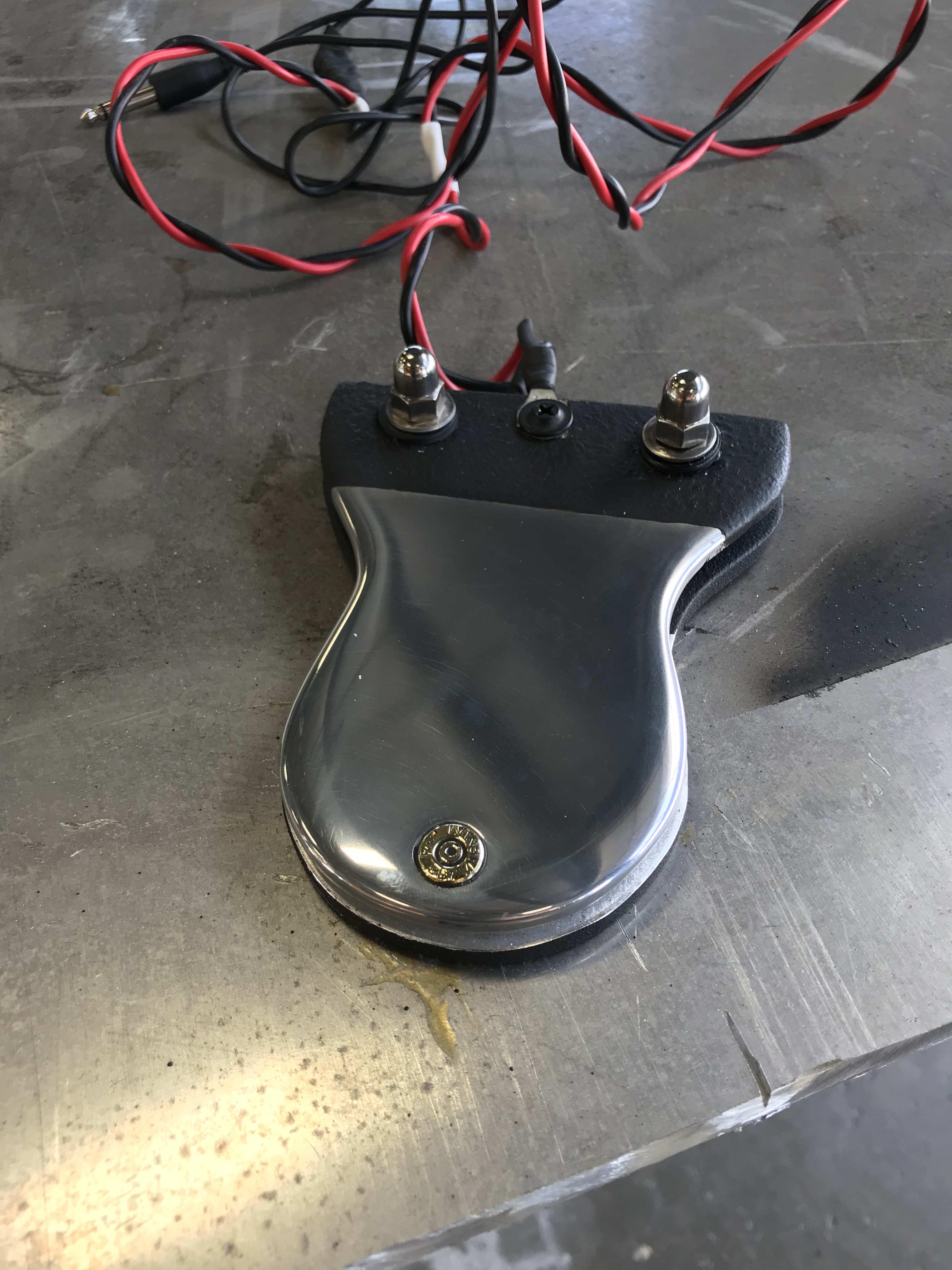 diy piano midi sustain pedal — Audiobus Forum
