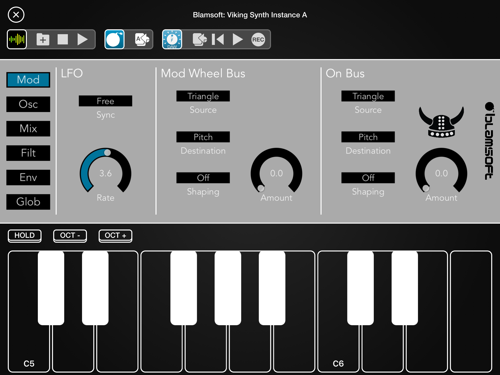 Viking Synth presets in AB3? — Audiobus Forum