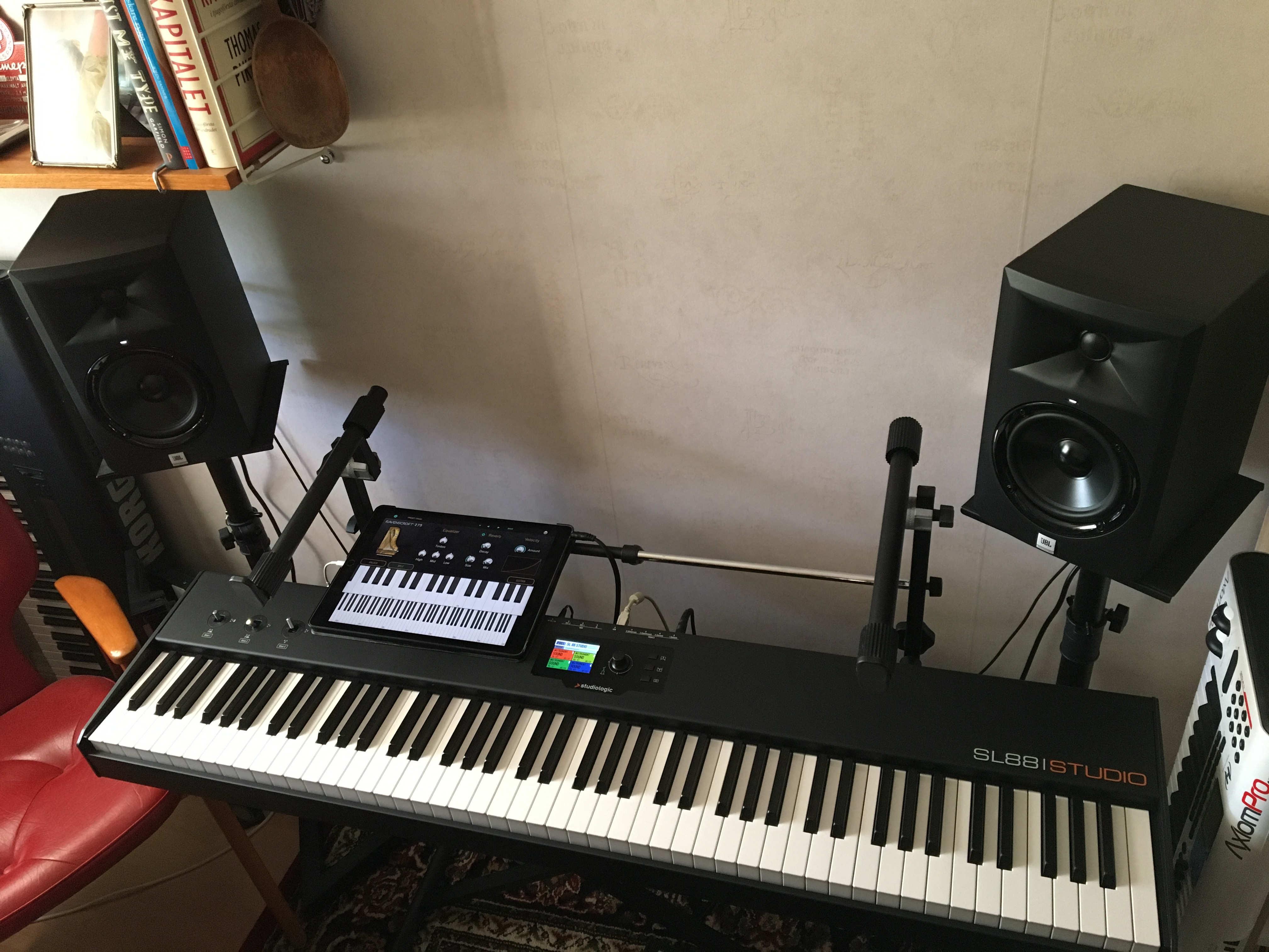Time To Focus On Pianotechnics Audiobus Forum