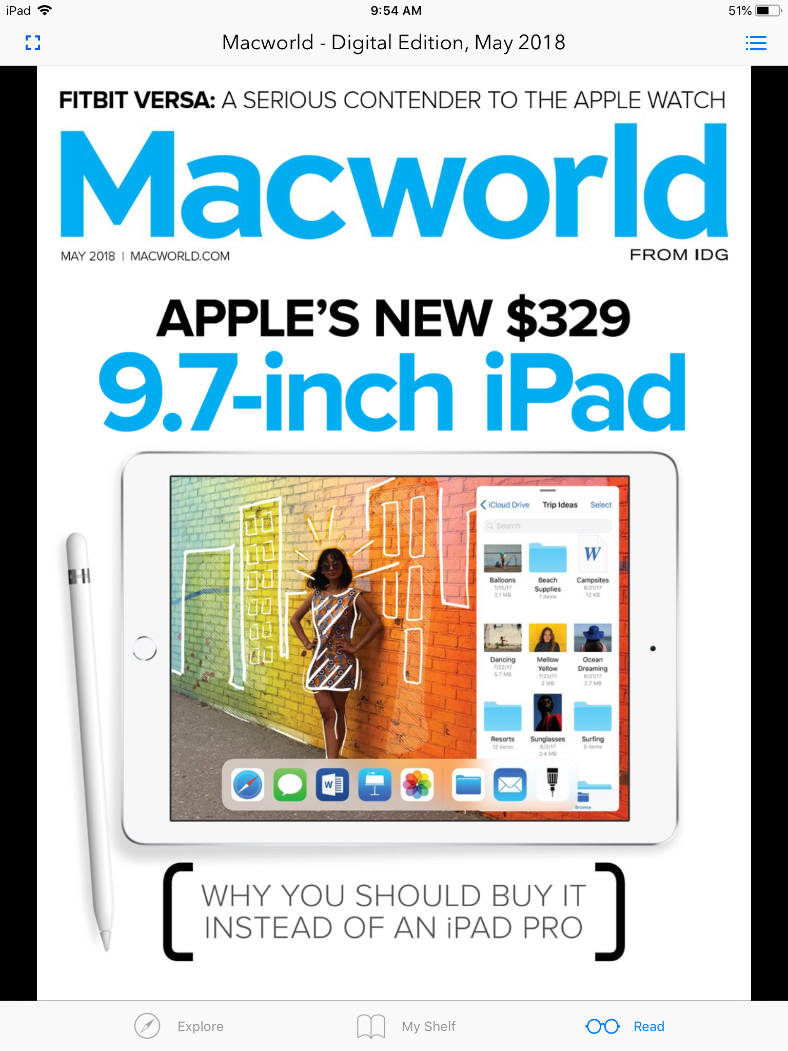 $329 iPad 2018 Faster than iPad Pro 2nd Gen for Music Production