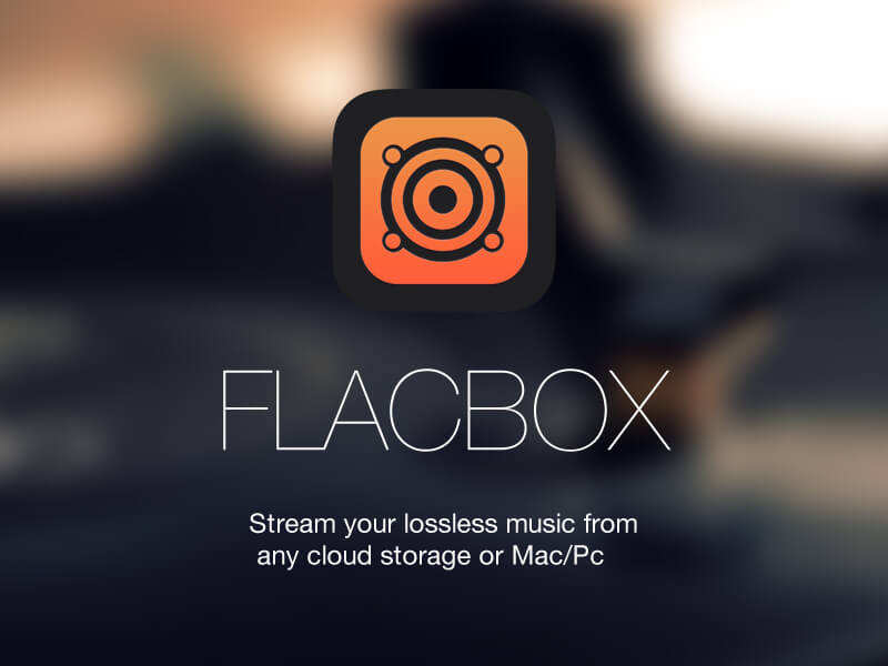 Flacbox - FLAC Music Player and Downloader for iPhone or