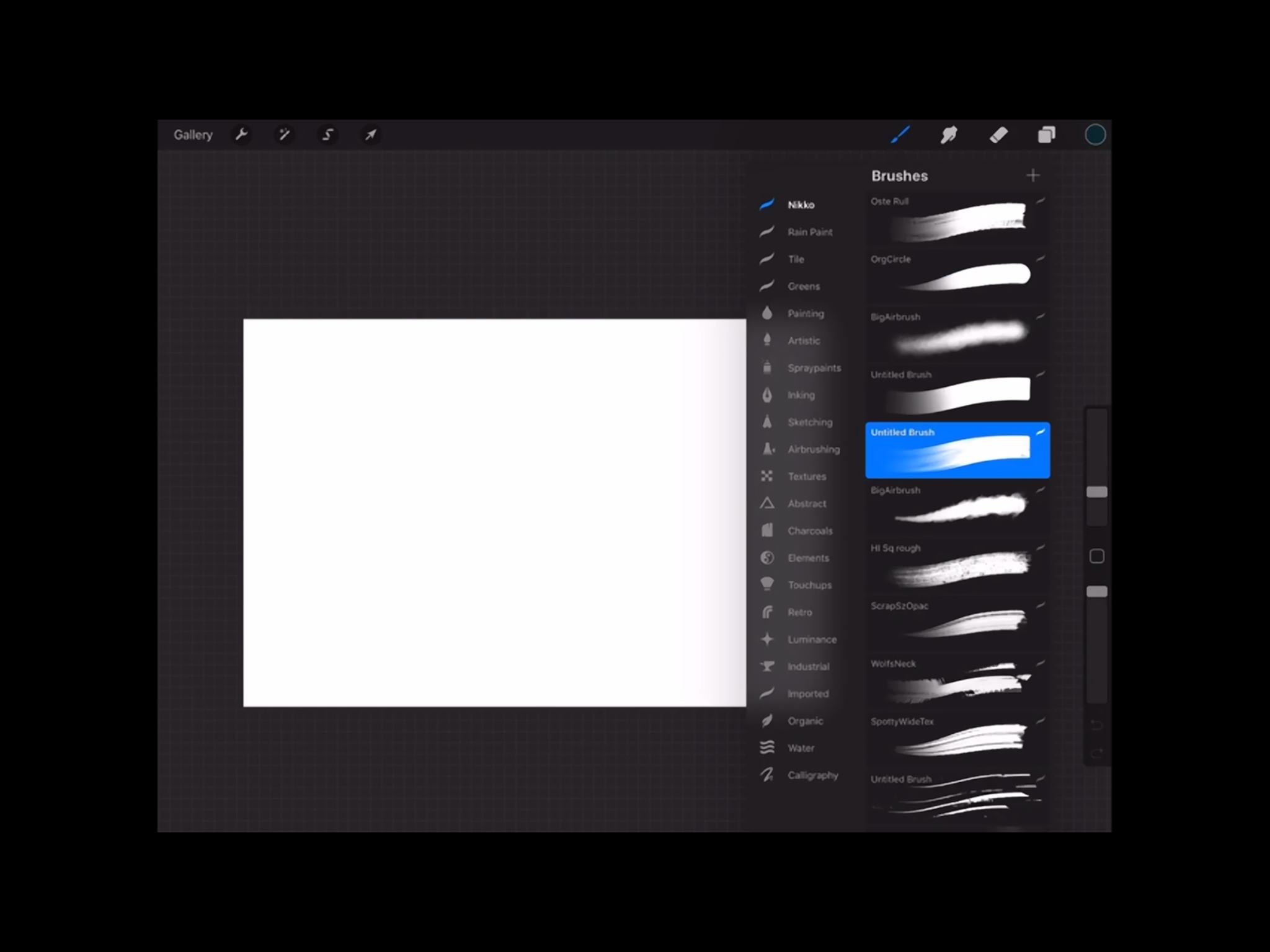 Drawing Straight Lines With Procreate : Ot procreate u audiobus forum