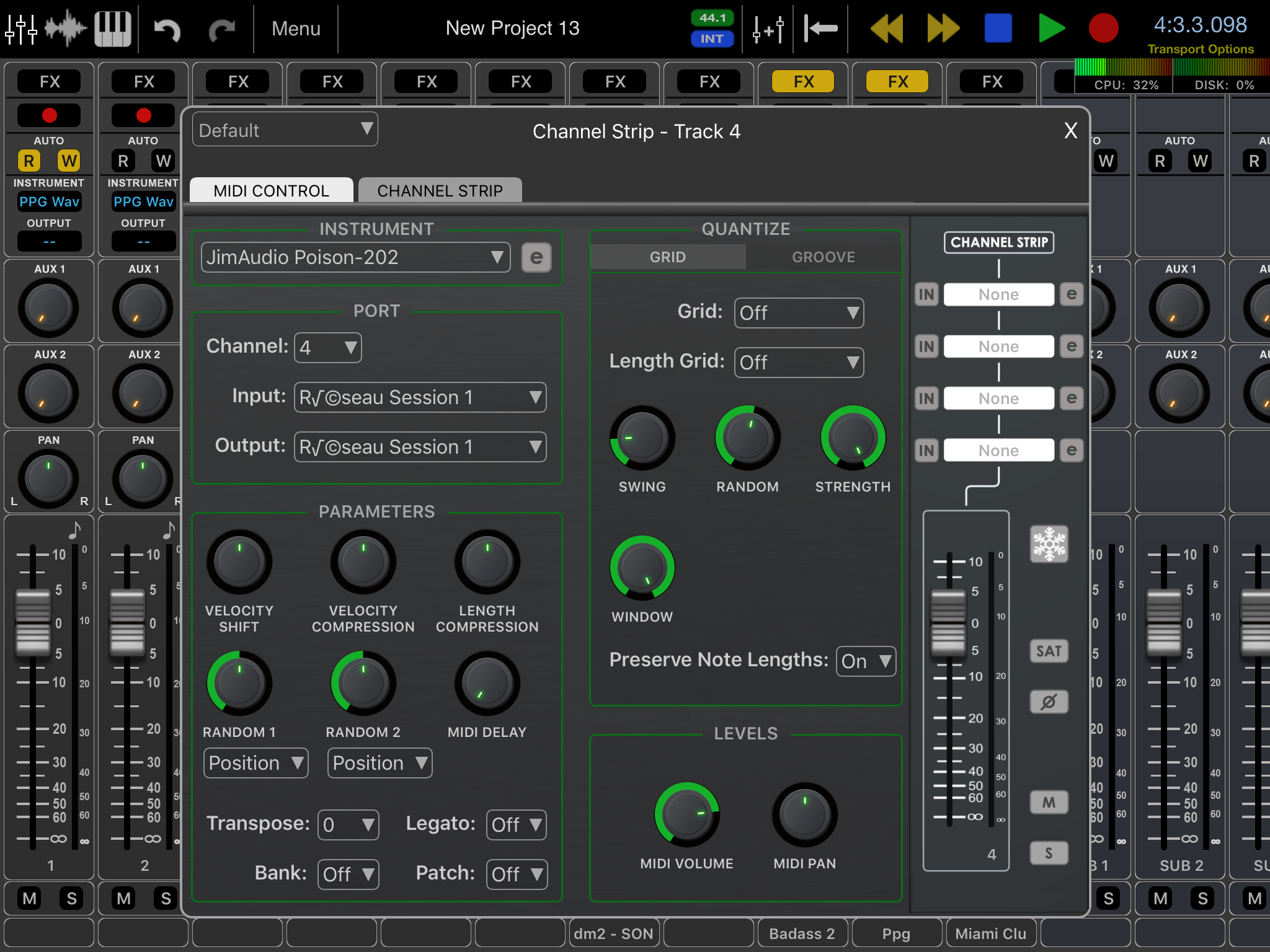 Auria Pro tips and tricks - Page 4 — Audiobus Forum