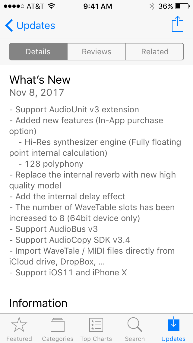 bs-16i update with AUv3! — Audiobus Forum