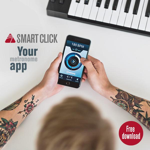 Steinberg Smart Click App (Free iOS download) — Audiobus Forum