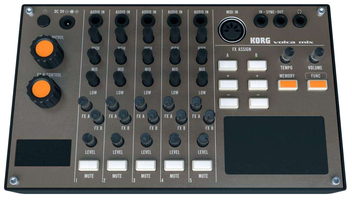 Mini mixer market just expanded — Audiobus Forum