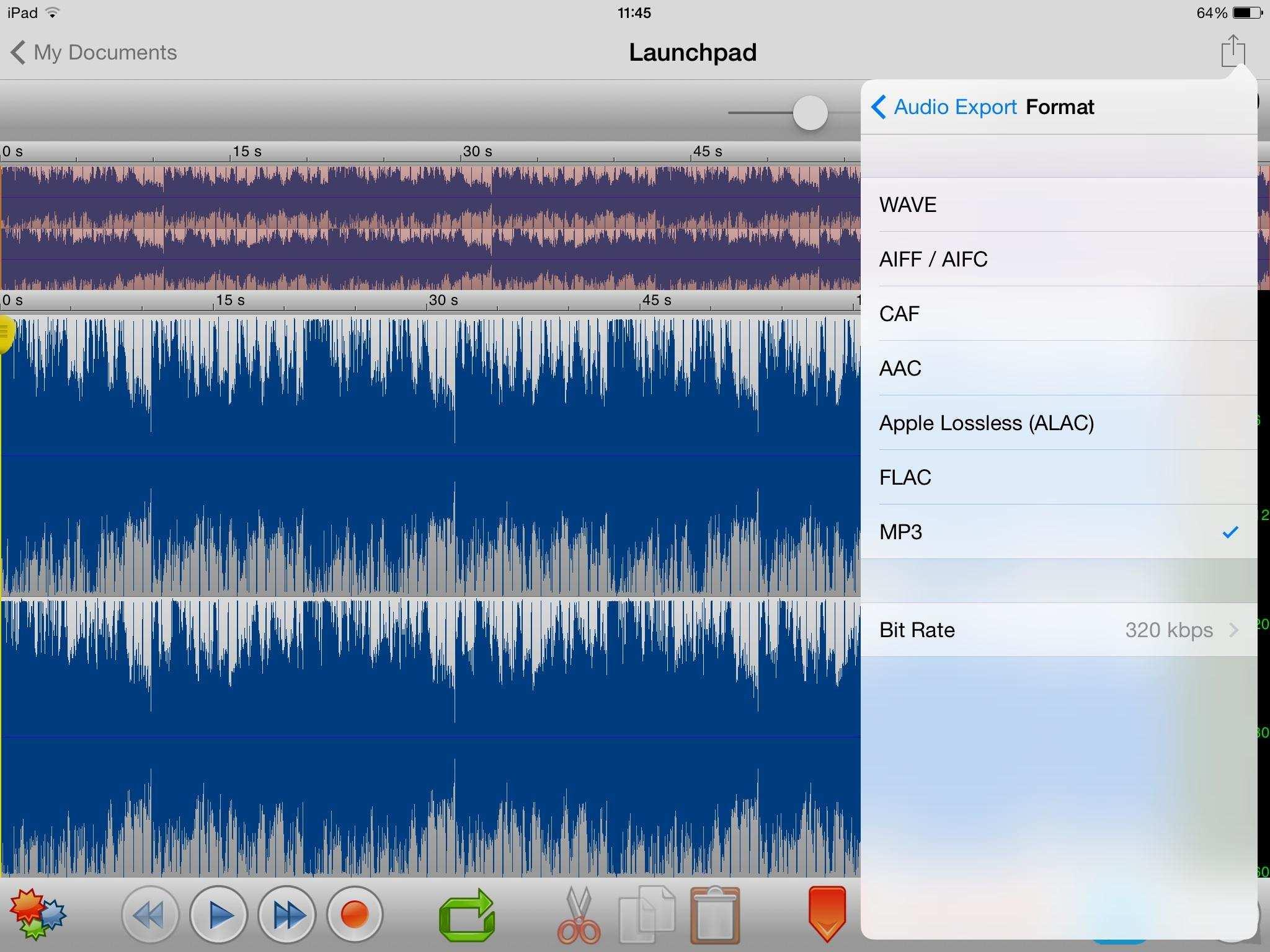 Best Audio file Editor for iOS? — Audiobus Forum