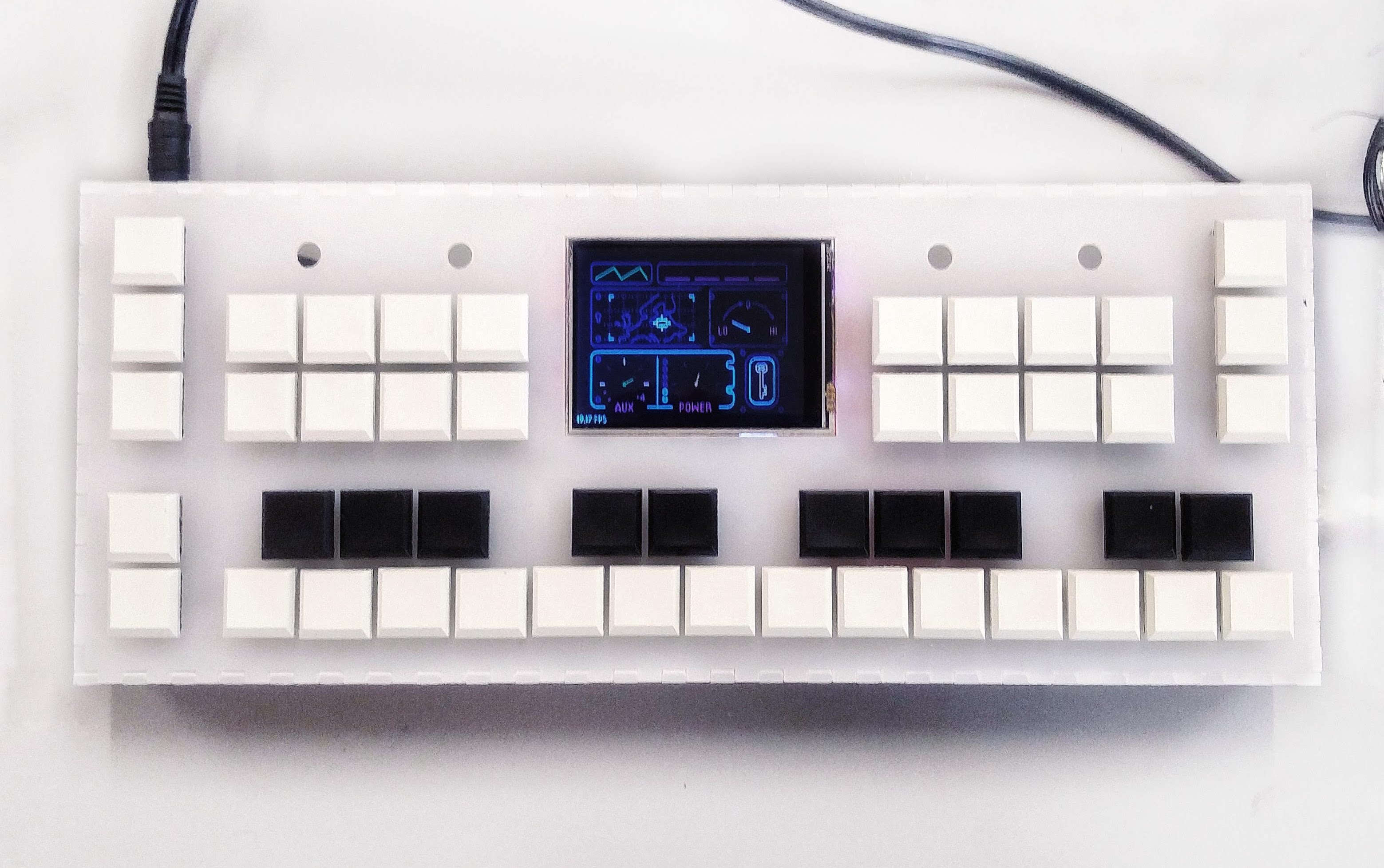 Build your own OP-1 ish in several weekends — Audiobus Forum