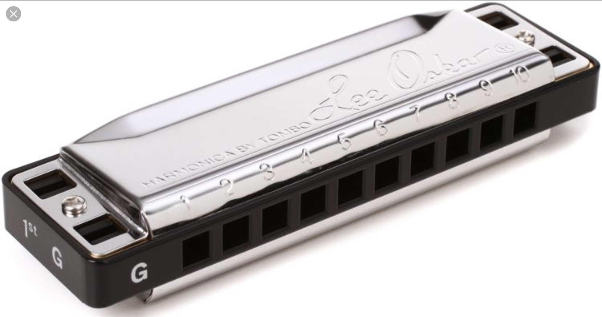 Blues harmonica sounds - Thumbjam? Sampletank? Anything else