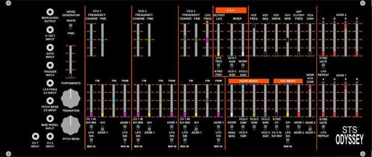 off topic] VCV Rack: Open-source virtual Eurorack DAW — Audiobus Forum
