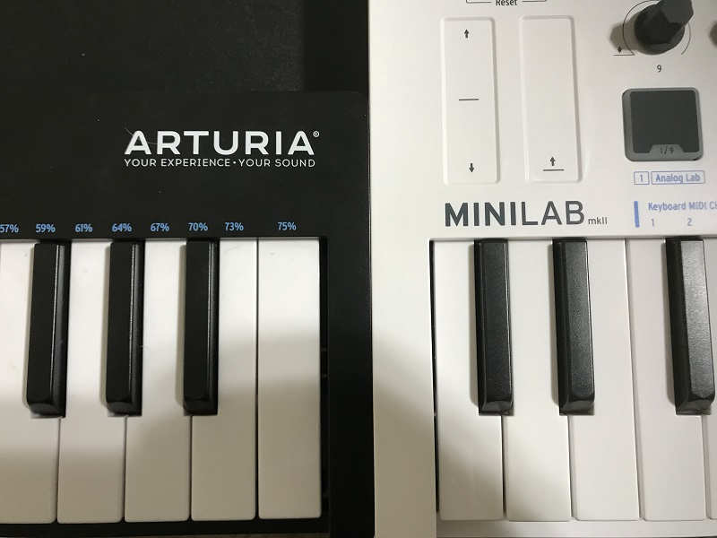 WHICH TO BUY - AKAI MPK MINI 2 vs ARTURIA MINILAB 2 - Page 2