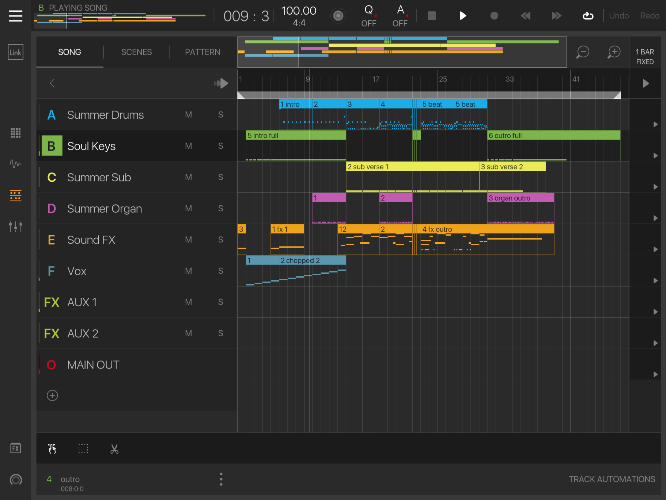 BeatMaker 3 July 15th  - Page 16 — Audiobus Forum