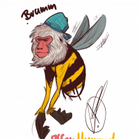 Overdosed_Ape